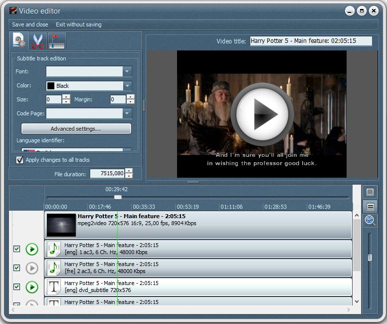 ts.ifo转换_DVD转换器 - 转换DVD电影至AVI,MKV,DVD,iPad等格式